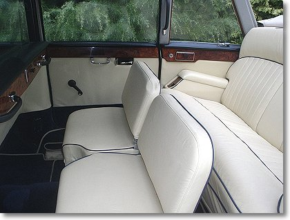 Aristocars Wedding Car Hire Essex Daimler Ds420 State