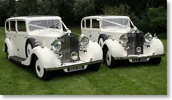 View Our Selection Of Wedding Cars In Floodlit Showrooms And Try Them For Yourself